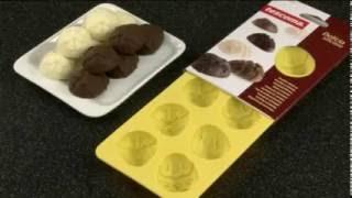 Формы для шоколада Delicia Silicone