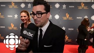 2015 Canadian Screen Awards - Schitt's Creek on Fashion | CBC Connects