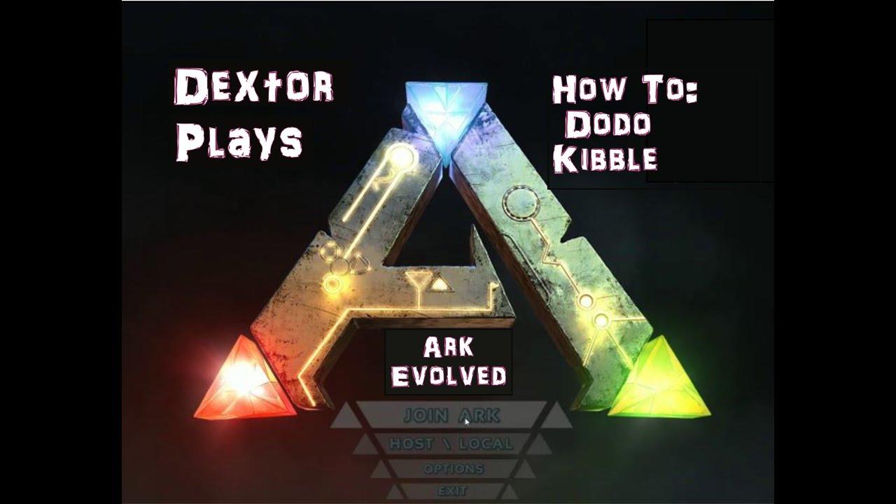 Ark dodo kibble