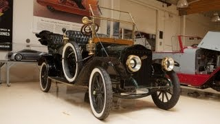 Restoration Blog: 1910 Model O-O White Steam Car, Final Edition - Jay Leno