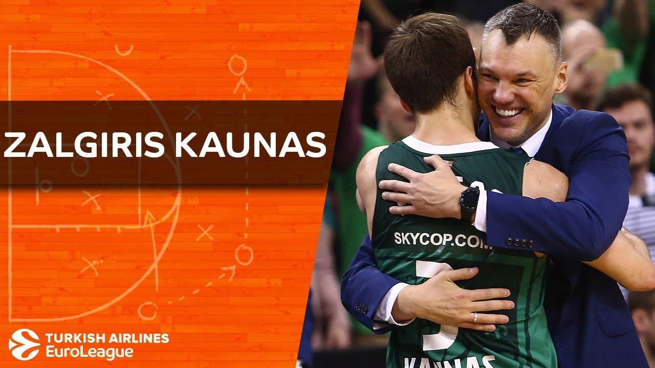 Zalgiris Kaunas için Final Four öncesi özel video! Videosu