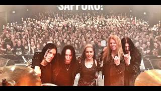 Recap of our recent show in Sapporo, Japan 2018! ARCH ENEMY LIVE Ti...