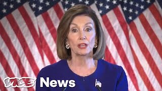 Nancy Pelosi Says the Impeachment Inquiry Against Trump Is On