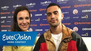 Mahmood aus Italien | Speeddate | Eurovision Song Contest