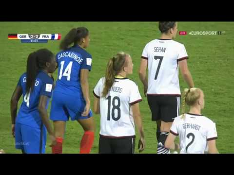 U20 Germany 0 - 1 France