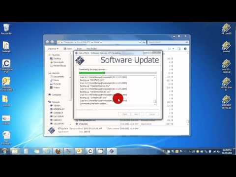Performing Software Update