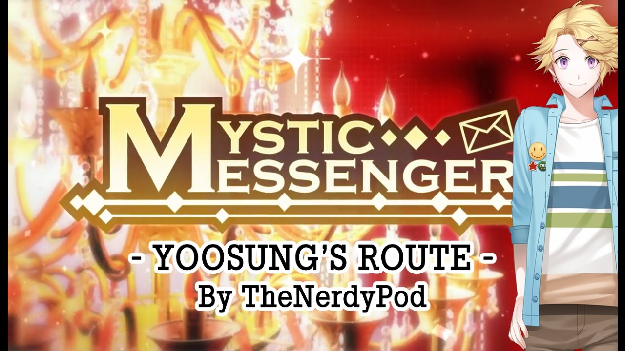 Yoosung S Route Walkthrough Casual Story Day 1 1 Cheritz Mystic