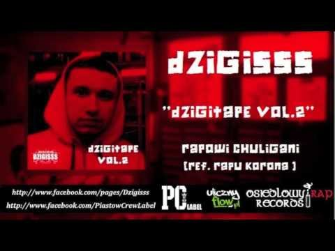 15. Dzigisss - Rapowi chuligani ft. Rapu Korona, Mawy [PCL]