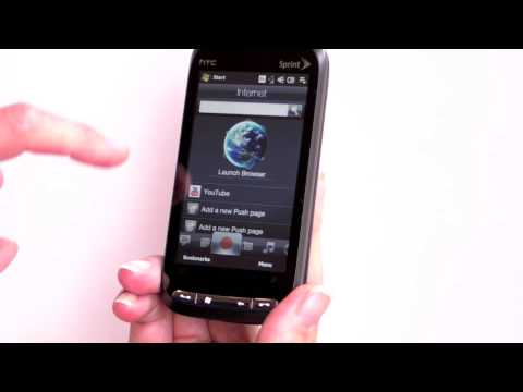 HTC Touch Pro2 for Sprint Video Review