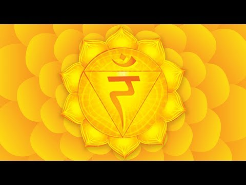 Unleash Power & Warrior Energy Within | SOLAR PLEXUS CHAKRA Healing Meditation Music | Heal Thyself