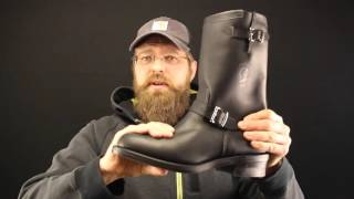 """CHIPPEWA 11"""" BLACK ENGINEER BOOTS #97863 [The Boot Guy Review]"""