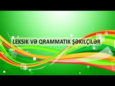 Azərbaycan dili - Çoxmənalı sözlər