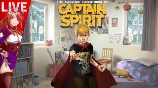 【LIVE】ライフイズストレンジ2につながる物語「オーサム・アドベンチャーズ・オブ・キャプテン・スピリット」実況