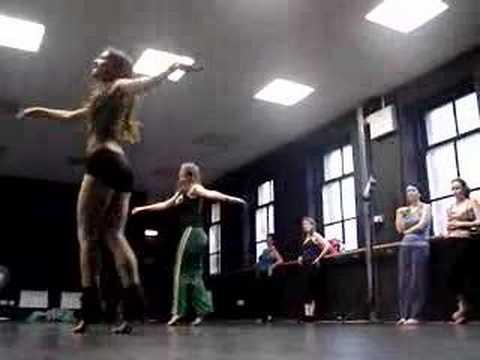 Eletricat's Sambadream Choreography