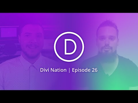 Lead Designer Mario Maruffi on Divi 3.0, Design Theory, and More - Divi Nation Podcast, Episode 26