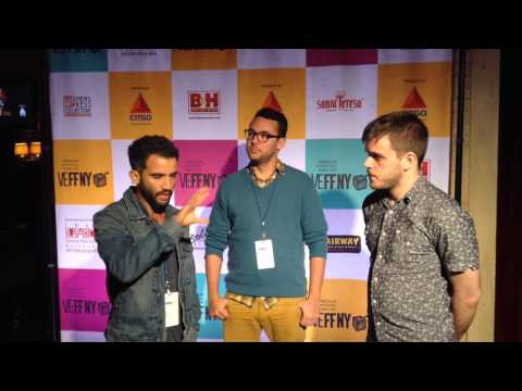 "Venezuelan Film Festival: Chat with co-Directors of ""ABROAD"""