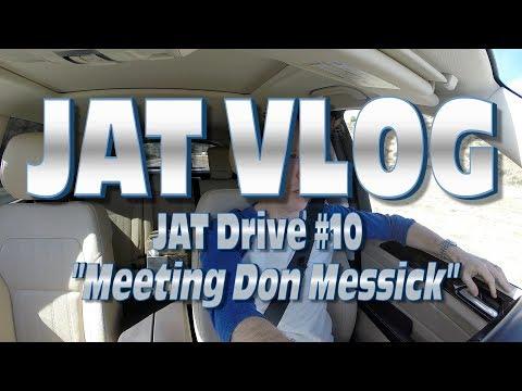 JAT Drive #10: Meeting Don Messick