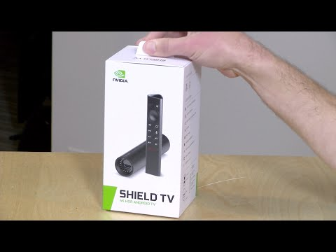 New Nvidia Shield TV 2019 Unboxing