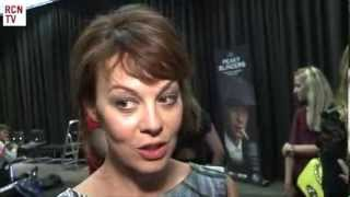 Helen McCrory - Interview (Peaky Blinders)