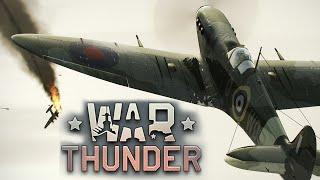 War Thunder - Реализм Режим (Изучаем Игру) #2