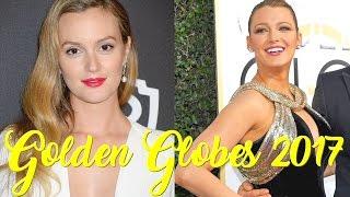 Comentando os looks de Blake e Leighton no Golden Globes 2017 - ScenesGG