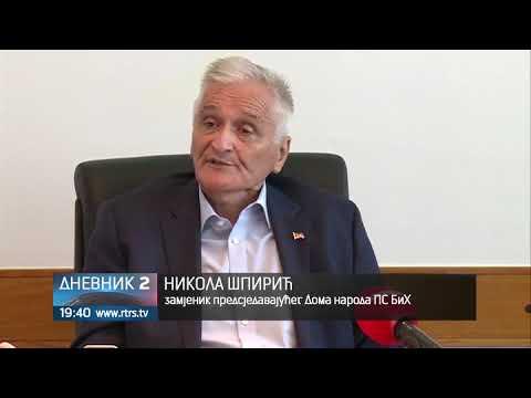 Špirić: Postojeće stanje u BiH vodi u neizvjesnost i anarhiju