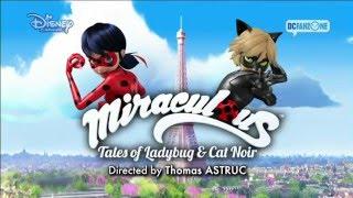 Miraculous Ladybug - Russian Intro