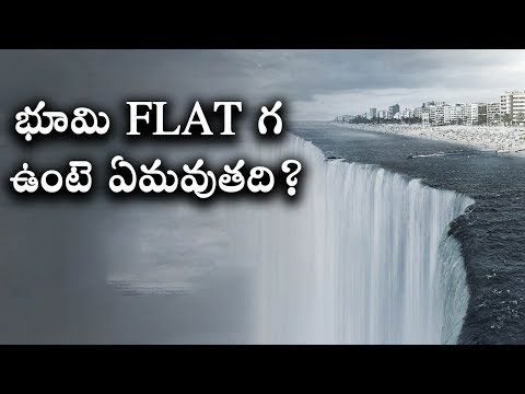 What If Earth Was in Fact Flat?  || T Talks thumbnail