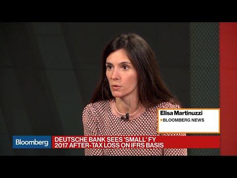 Deutsche Bank to Take $1.8 Billion Hit on U.S. Tax