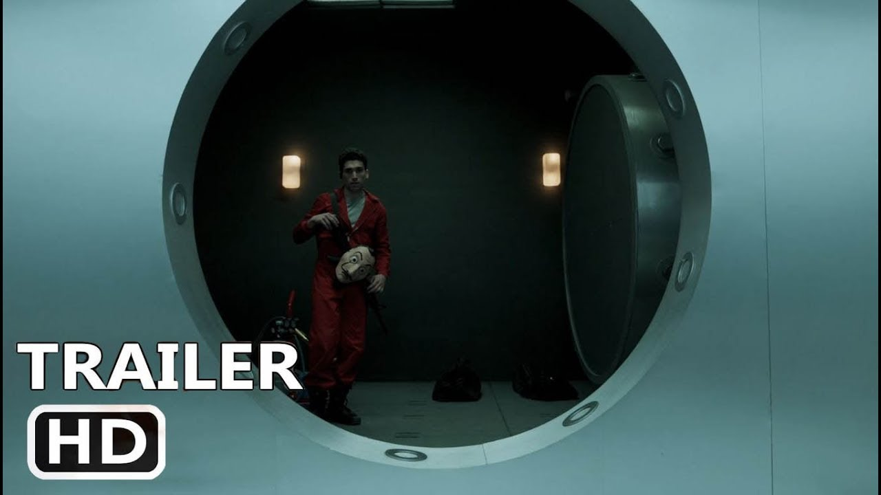 La Casa De Papel (Money Heist) Trailer - season 1