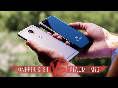 Xiaomi Mi6 vs OnePlus 3T. ЭПИЧНЫЙ БАТЛ топовых китайцев!