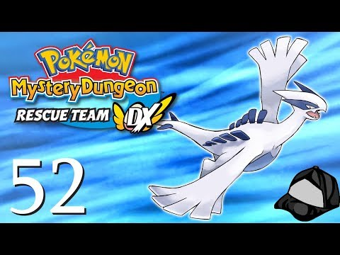 Silver Trench, Lugia - Part 52 -☄️Pokémon Mystery Dungeon Rescue Team DX