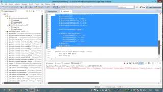 Java 3D OpenGL Cube Tutorial Lesson 02