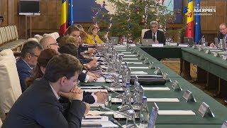 Ministrul Stroe a prezentat proiectele prioritare de transport
