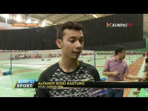 Atlet Muda PBSI Siap Tampil di Kejuaraan Asia Junior