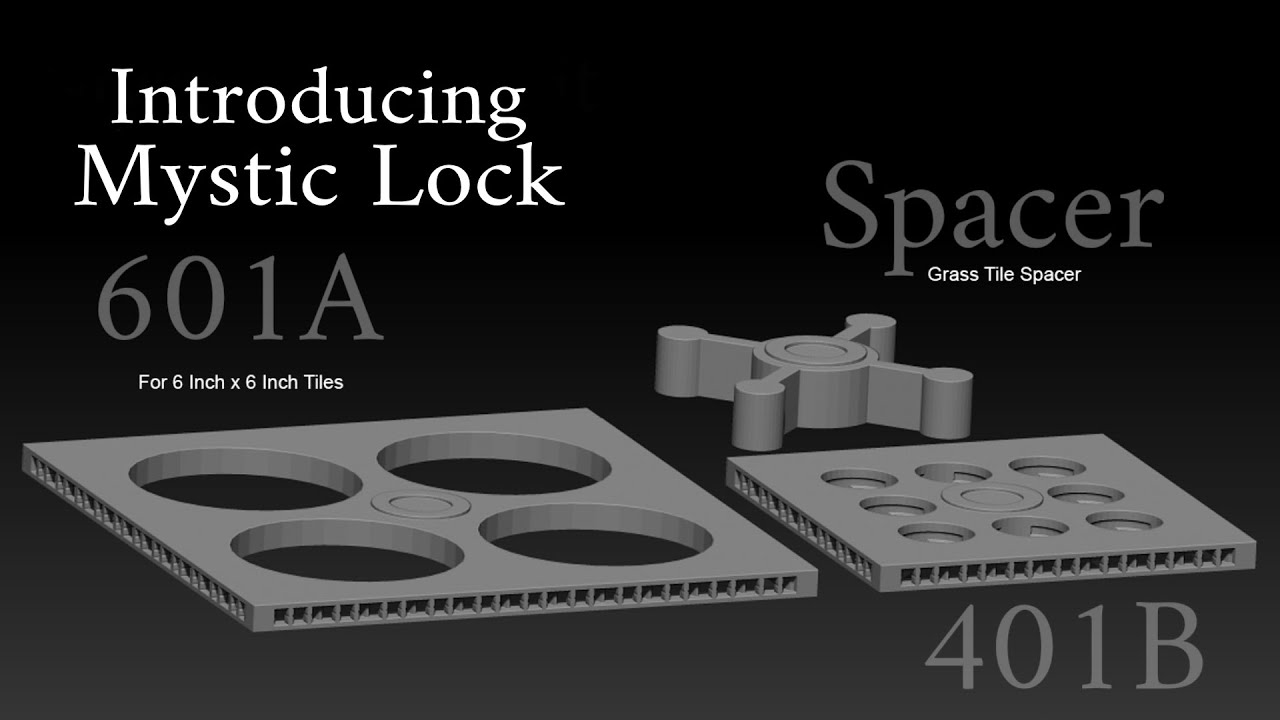 Introducing the Mystic-Lock System Compatible with Printable Secnery's  OpenLOCK