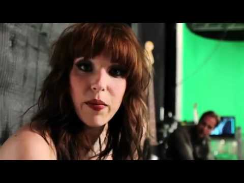 HALESTORM - Behind The Scenes of