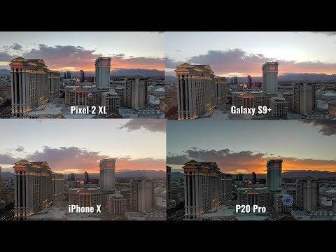 Camera Test P20 Pro vs Pixel 2 XL vs iPhone X vs Galaxy S9 Plus