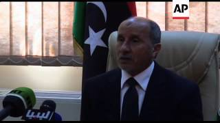 National Transitional Council Chairman thanks for intl recognition