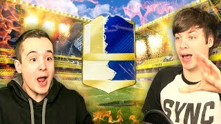 BEST EVER BACK TO BACK WALKOUTS!! - FIFA 17 PACK OPENING TOTS
