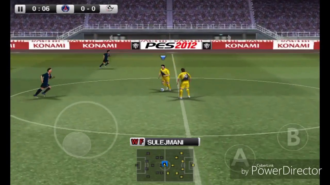 ANDROID TÉLÉCHARGER PES 2.3.6 2012