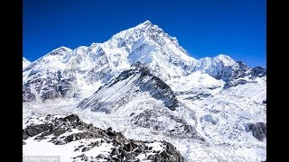 Melting glaciers are exposing the bodies of dead climbers on Mount Everest