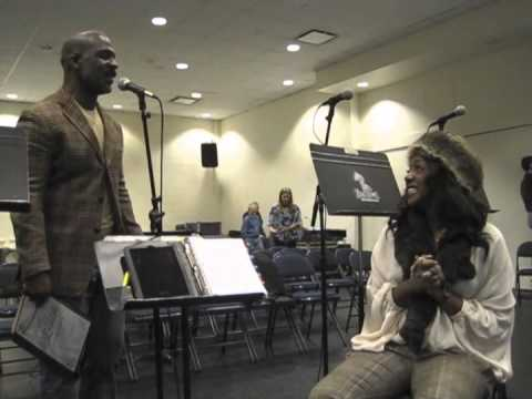 The wonderful BEBE WINANS sings WHEN I FOUND YOU for PAULETTE IVORY