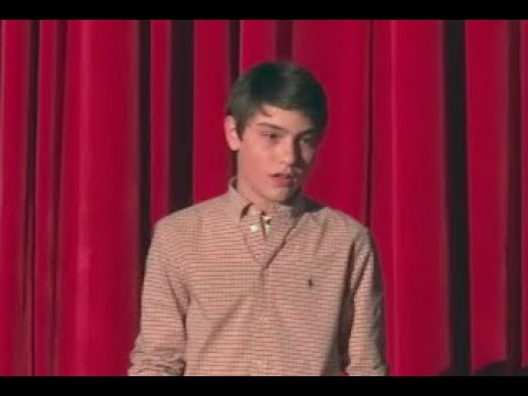 Using Virtual Reality For Education | Zach R | TEDxYouth@LCJSMS