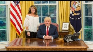 mrl sarah palin visits the white house thank you mr president
