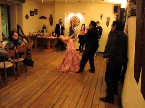 Zorro Dance!!!
