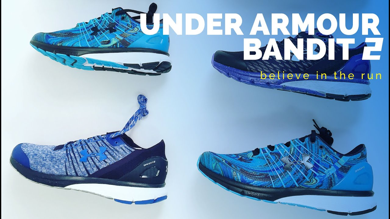 under armour bandit 2 mens