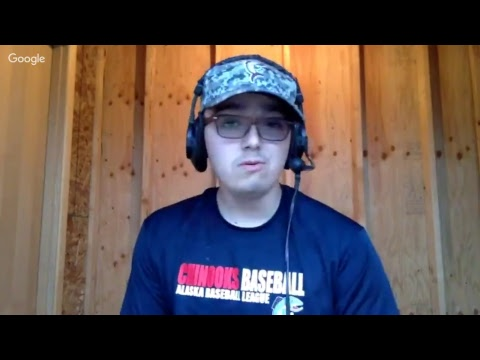 Chugiak Chinooks vs. Anchorage Glacier Pilots (Game 29; July 10, 2017)