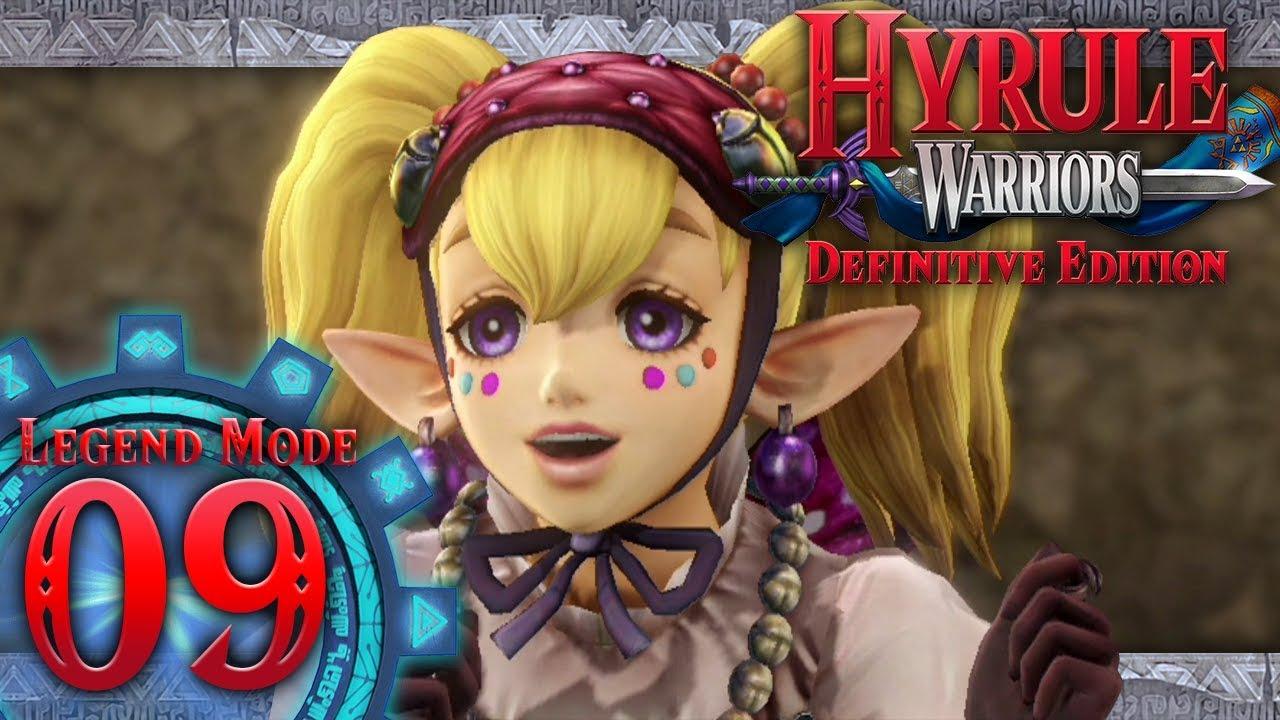 Hyrule Warriors Definitive Edition Part 9 Land Of Twilight