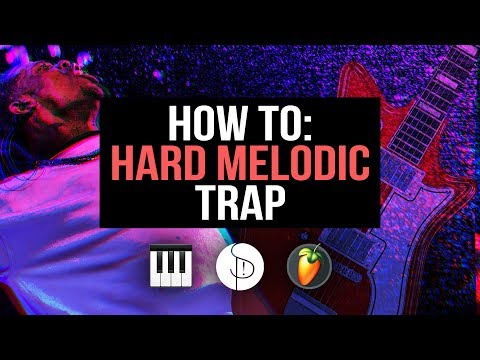 How To: Melodic Trap Melodies Using Music Theory x Chords